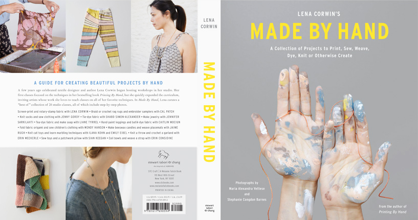 Book Clubbin': Made by Hand
